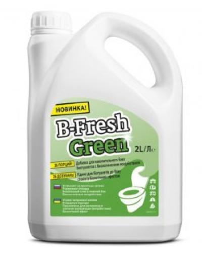 Жидкость для биотуалета B-Fresh Green (2л)