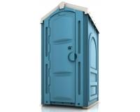 """Пластиковая туалетная кабина """"Люкс Ecorg"""""""