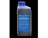 Жидкость для биотуалета МультиСан концентрат 1 литр