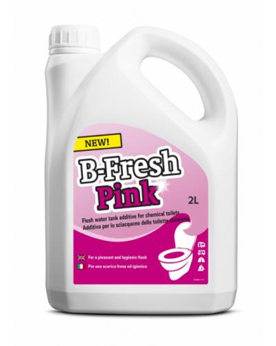 Жидкость для биотуалета B-Fresh Pink (2л)