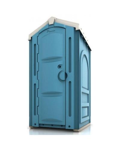 "Пластиковая туалетная кабина ""Люкс EcoGR"""