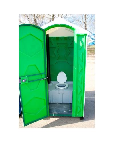 """Пластиковая туалетная кабина """"Эконом EcoGR"""""""