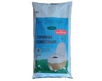 Торфяной наполнитель для биотуалета 38 литров