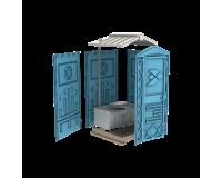 """Мобильная туалетная кабина """"ЭкоСтайл Ecorg"""""""